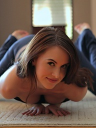 21459 - Nubile Films - Be wary Together with Conclave