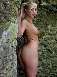 Carla is a blond sweetheart that likes to show her..