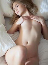Sensual beauty sweet her lascivious body
