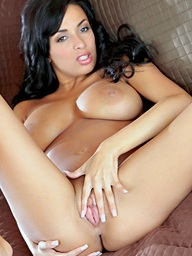 Anissa Kate shows off..