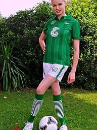 Irish pulchritude..