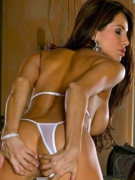 Lucia Tovar Sultry..