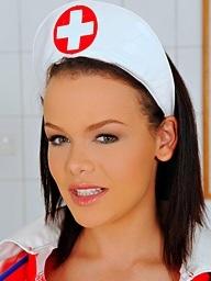 Deviant nurse bonks..